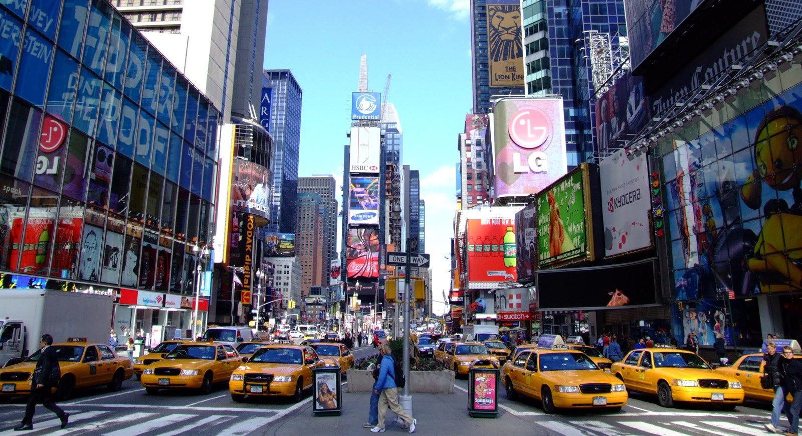 Times Square has seen a number of allegedly fraudulent EB-5 projects in the last few years