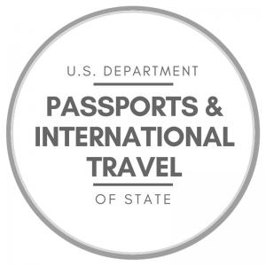 PASSPORT AND INTERNATIONAL TRAVEL